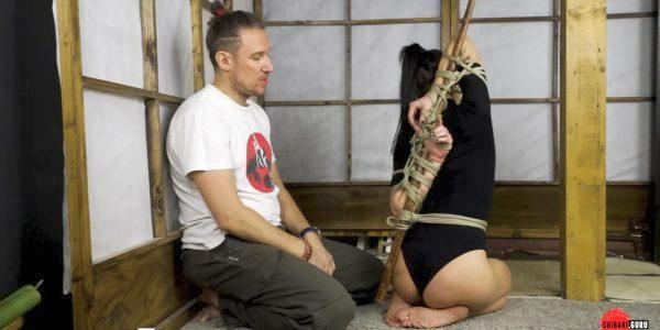урок по использованию бамбука в шибари