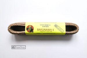 Пеньковая веревка для шибари Bakunawa